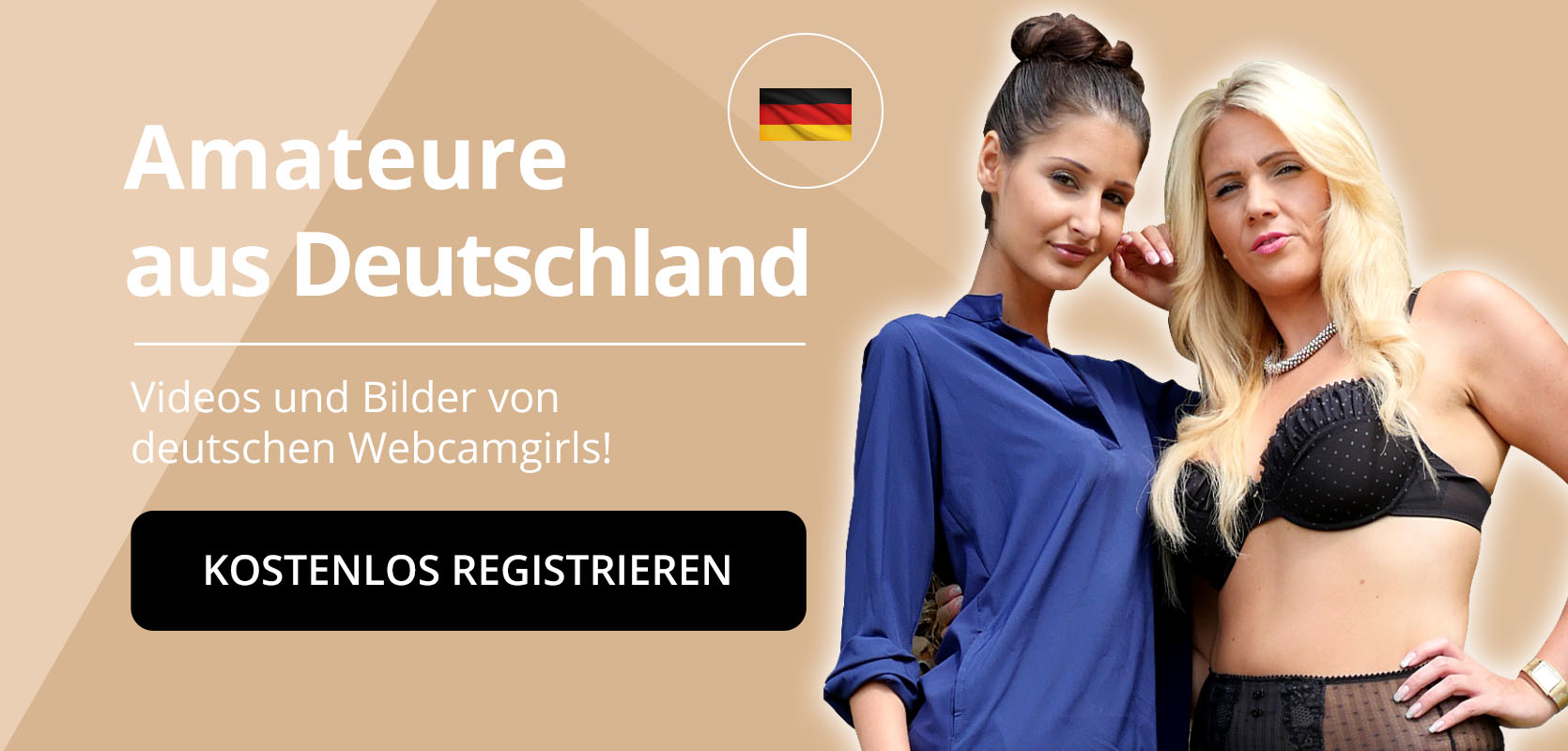 Amateure aus Deutschland