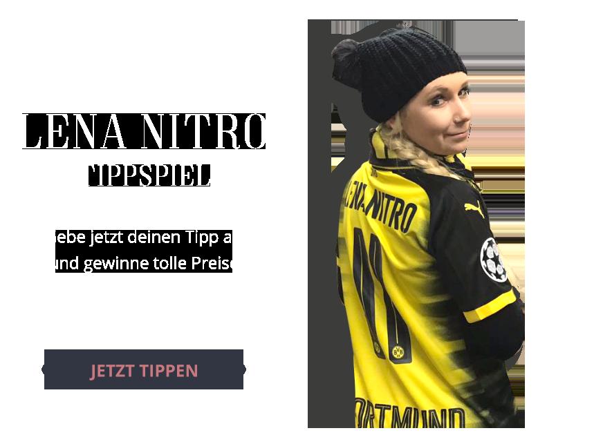 Lena Nitro Tippspiel